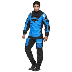 Ex2 Diving Suit, Blue Men Size Xs