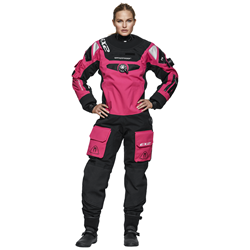 Ex2 Diving Suit, Pink Lady Size Xxs