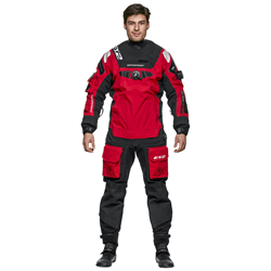 Ex2 Diving Suit, Red Men Size S