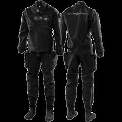D7x Cordura Drysuit Men Size L