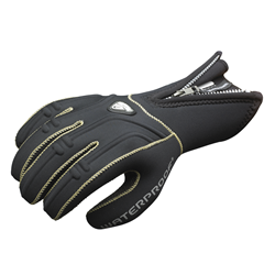 G1 Aramid Gloves 5-fingers 3mm Size Xs