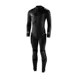 W7 Fullsuit 5mm Men Size Xs