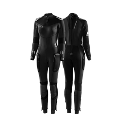 W7 Fullsuit 7mm Lady Size Xs