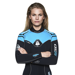 Sport Series W50 Fullsuit 5mm Lady Size Xxs