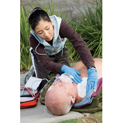 Efr: Prim. & Scnd. Care (cpr&firstaid) With Aed