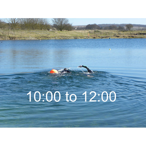 Swim Entry 10:00 to 12:00