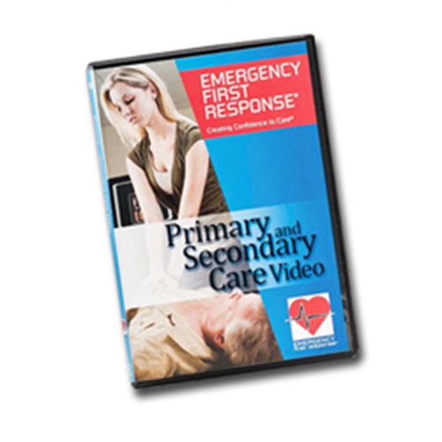 DVD - EFR Primary & Secondary Care (E/F/S)