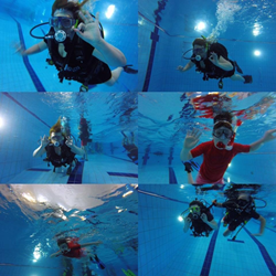 Discover Scuba Diving - In A Pool