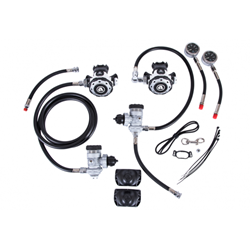 Mtx-r Sidemount Regulator Set