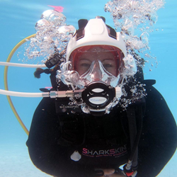 Discover Intergrated Dive Mask - Certified Diver
