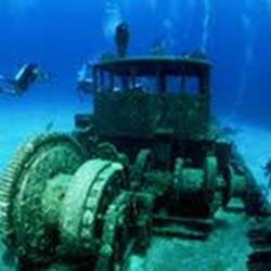 Wreck Diver Specialty Instructor