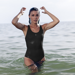 Aruba - Sport Swimsuit Black