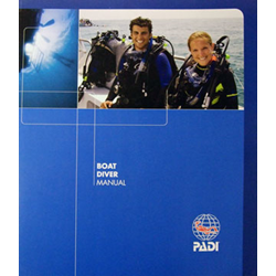 Manual - Boat Diver Specialty