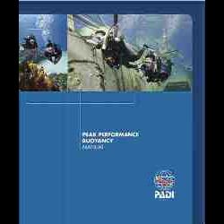Manual - Peak Performance Buoyancey Specialty