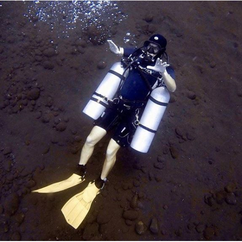 Sidemount Try Dive