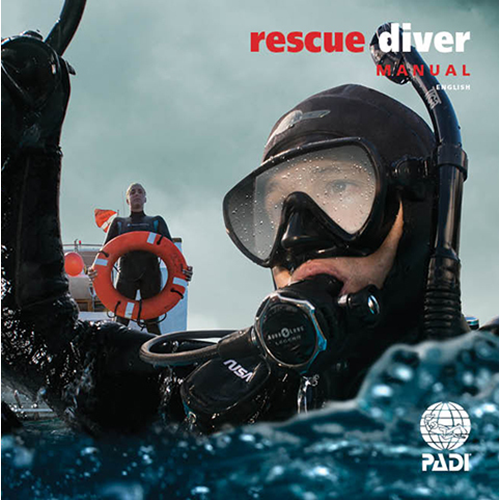 Rescue Diver Touch