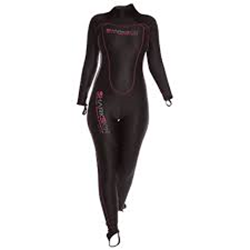Chilliproof One Piece Suit Womens