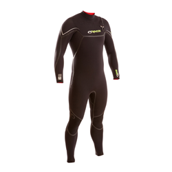 Mens Kona 5mm - Black