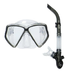 Typhoon Mask And Snorkel Package