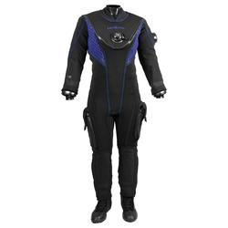 Drysuit,fusion Fit Slt/aq,twl