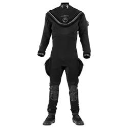 Drysuit,fusion Tech Slt/aq,sil,