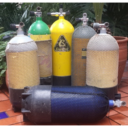Used Diving Cylinders