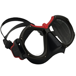 Pioneer 2 Mask Red