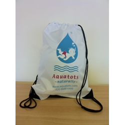 Aquatots Nylon Backsack