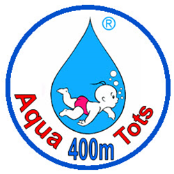 400 Meter Badge