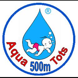 500 Meter Badge