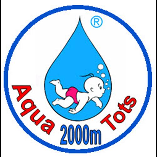 2000 Meter Badge