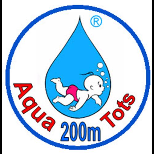 200 Meter Badge