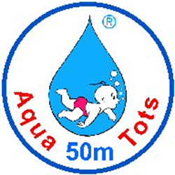 50 Meter Badge