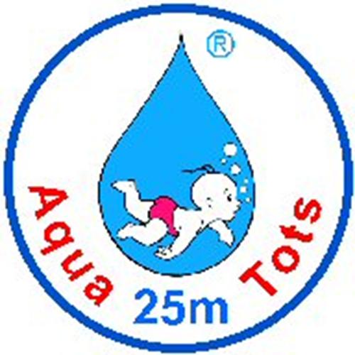 25 Meter Badge