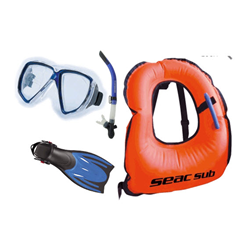 Deluxe Adults Snorkelling Pack